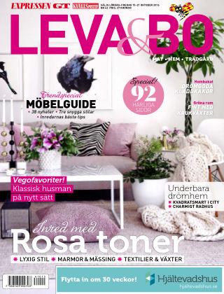 Leva & Bo 2016-10-15