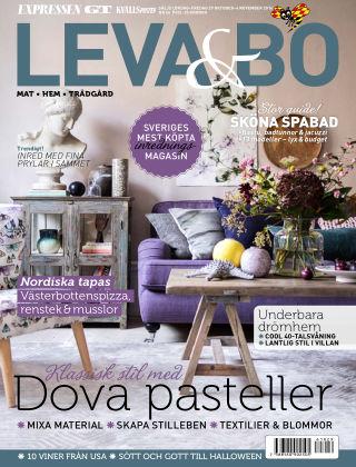 Leva & Bo 2016-10-29