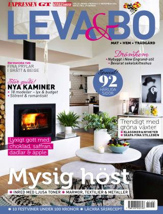 Leva & Bo 2016-11-05