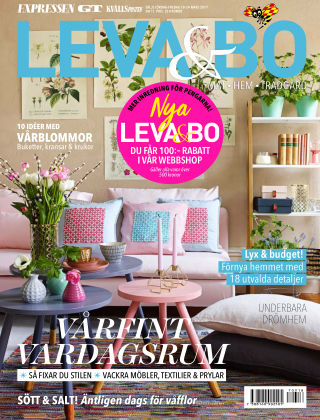 Leva & Bo 2017-03-18
