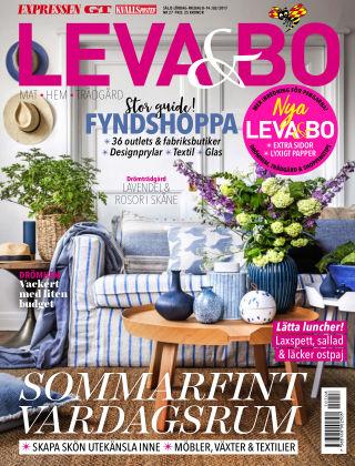 Leva & Bo 2017-07-08