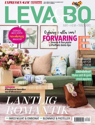 Leva & Bo 2017-08-19