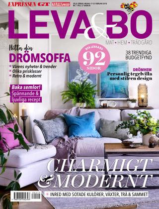 Leva & Bo 2018-02-17