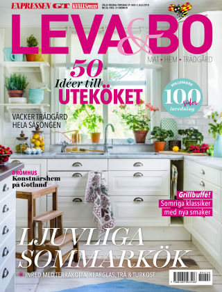 Leva & Bo 2018-06-29