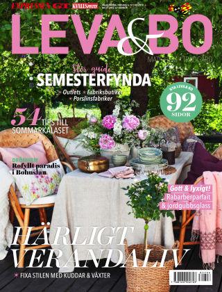 Leva & Bo 2018-07-06