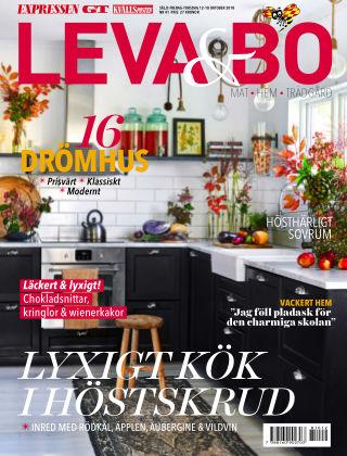 Leva & Bo 2018-10-12