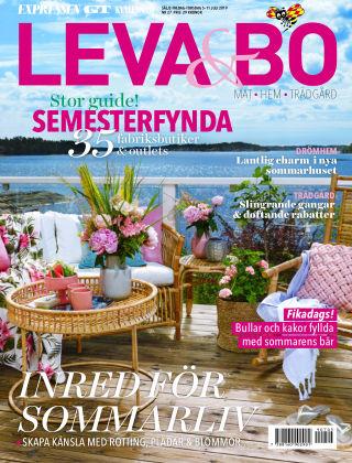 Leva & Bo 2019-07-05