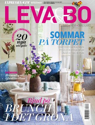 Leva & Bo 2019-07-19