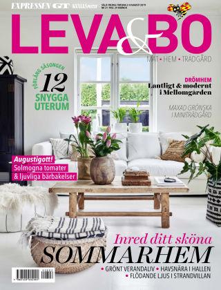 Leva & Bo 2019-08-02
