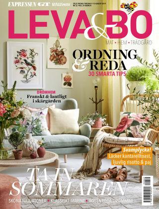 Leva & Bo 2019-08-09