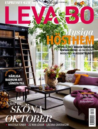 Leva & Bo 2019-10-04