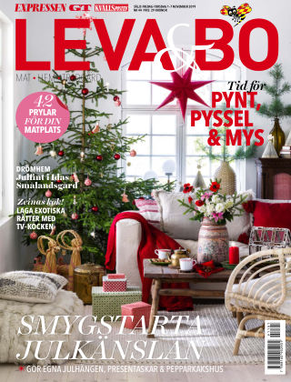 Leva & Bo 2019-11-01