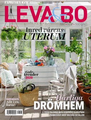 Leva & Bo 2020-03-06