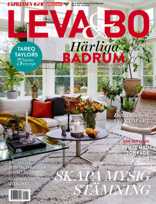 Leva & Bo 2020-10-02