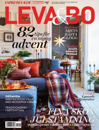 Leva & Bo 2020-11-13