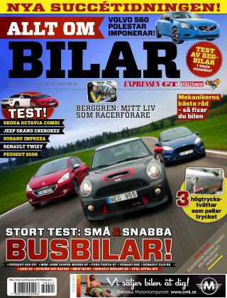 Allt om Bilar (Inga nya utgåvor) 2013-06-21