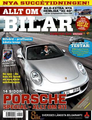 Allt om Bilar (Inga nya utgåvor) 2012-08-17