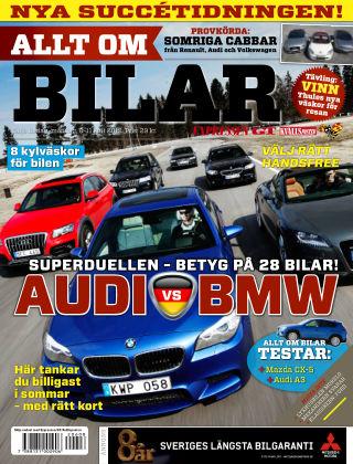 Allt om Bilar (Inga nya utgåvor) 2012-06-08
