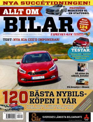 Allt om Bilar (Inga nya utgåvor) 2012-05-11