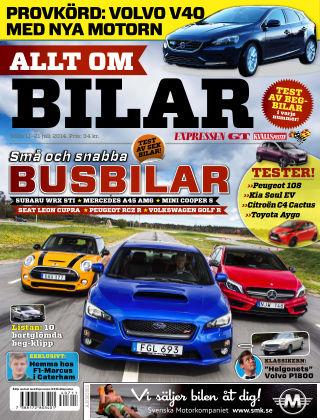 Allt om Bilar (Inga nya utgåvor) 2014-07-15