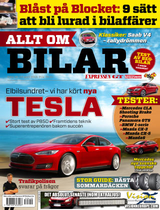 Allt om Bilar (Inga nya utgåvor) 2015-04-10