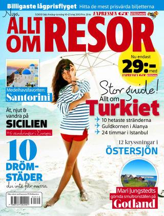 Allt om Resor 2013-05-10