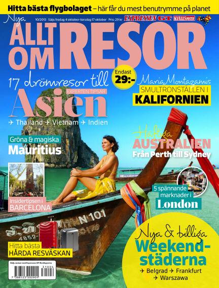 Allt om Resor October 04, 2013 00:00