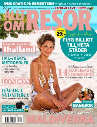Allt om Resor 2013-12-06