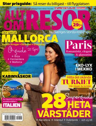 Allt om Resor 2014-03-07