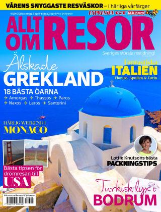 Allt om Resor 2015-04-08