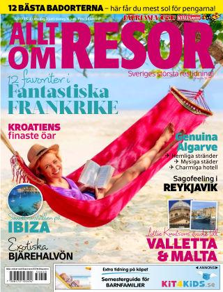 Allt om Resor 2015-06-03