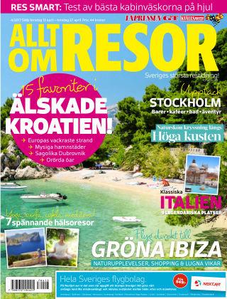 Allt om Resor 2017-04-13