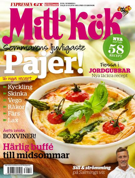 Mitt Kök June 12, 2013 00:00