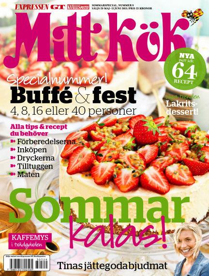 Mitt Kök May 29, 2013 00:00