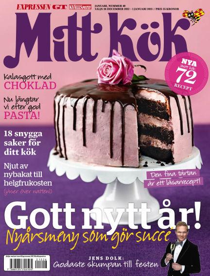 Mitt Kök December 26, 2012 00:00