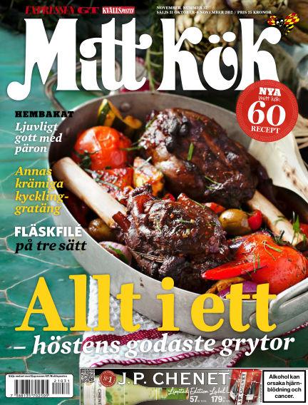 Mitt Kök October 31, 2012 00:00
