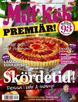 Mitt Kök 2012-09-05