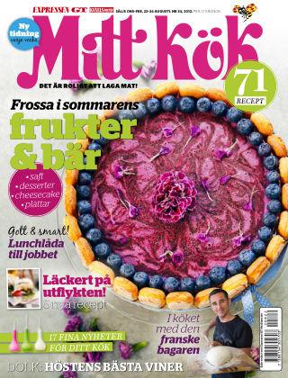 Mitt Kök 2012-08-22