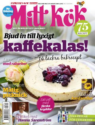 Mitt Kök 2012-08-15