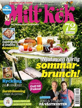 Mitt Kök 2012-08-08
