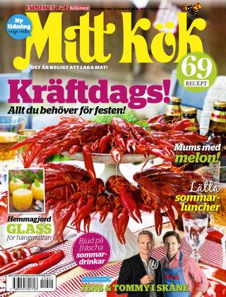 Mitt Kök 2012-08-01