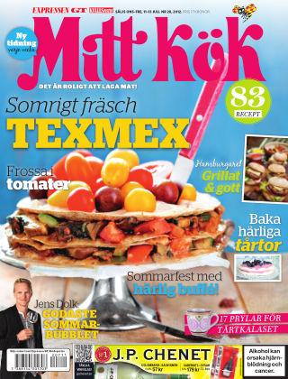 Mitt Kök 2012-07-11
