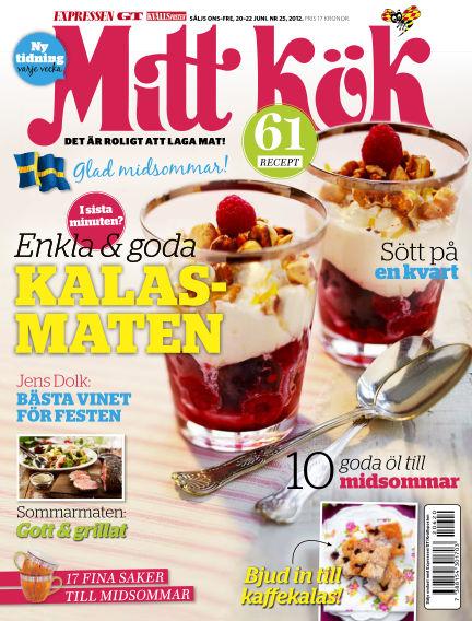 Mitt Kök June 20, 2012 00:00