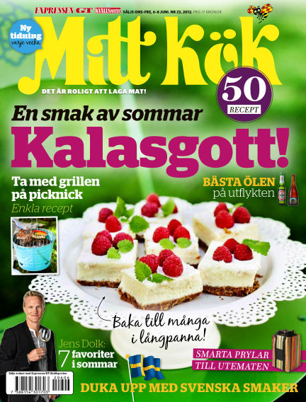 Mitt Kök June 06, 2012 00:00