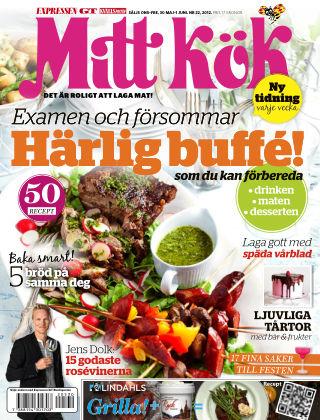 Mitt Kök 2012-05-30