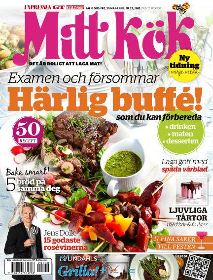 Mitt Kök May 30, 2012 00:00