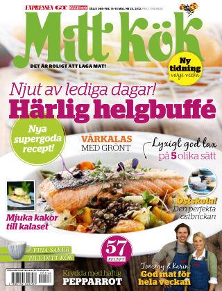 Mitt Kök 2012-05-16