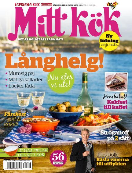 Mitt Kök May 09, 2012 00:00