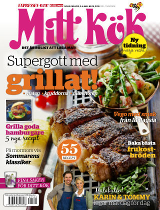 Mitt Kök 2012-05-02
