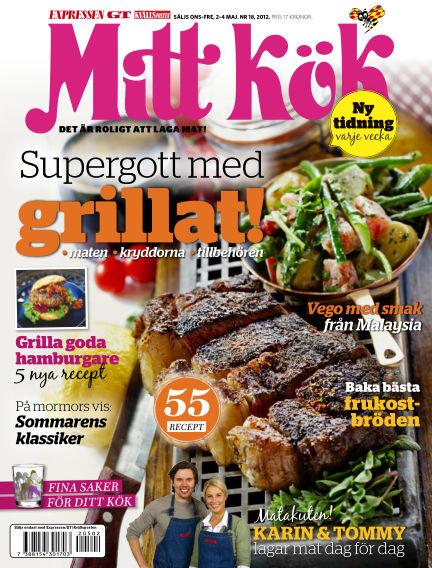Mitt Kök May 02, 2012 00:00